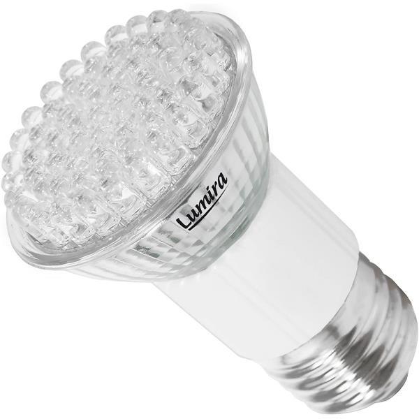 LED Lampe E27 3W 60 LEDs 225 Lumen Strahler Spot Warmweiß