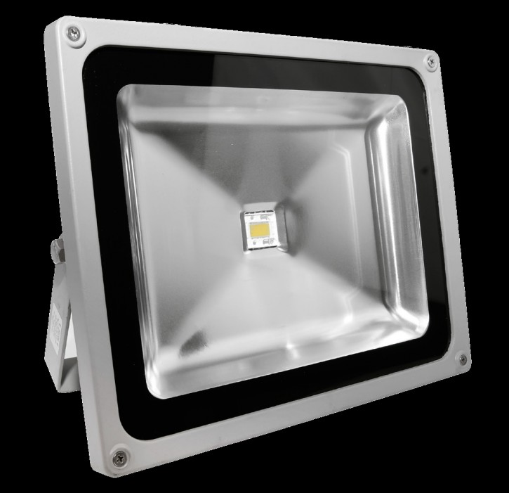 LED Fluter BLF-50W Warmweiß 4000 lm