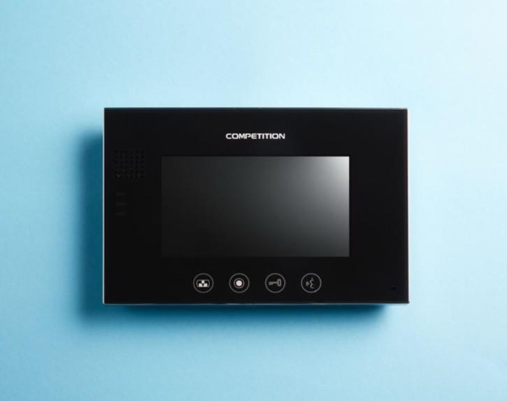 Bildschirm MT670C-CK2 schwarz / Glasfront / 7 Zoll