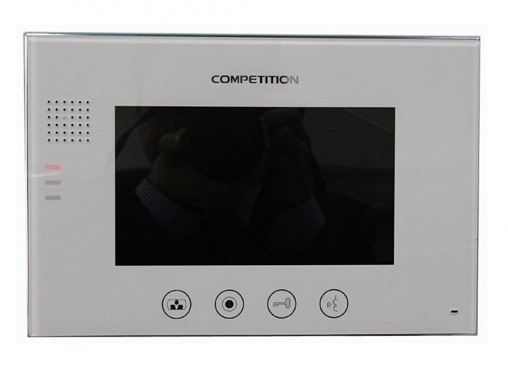 ABV50 Bildschirm MT670C-CK2 weiß / Glasfront / 7 Zoll - Refurbished