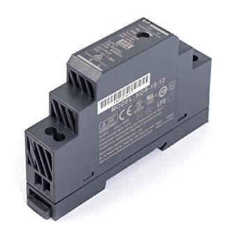 Netzteil 12 VDC Hutschiene Mean Well HDR-15-12 15W 1,25A