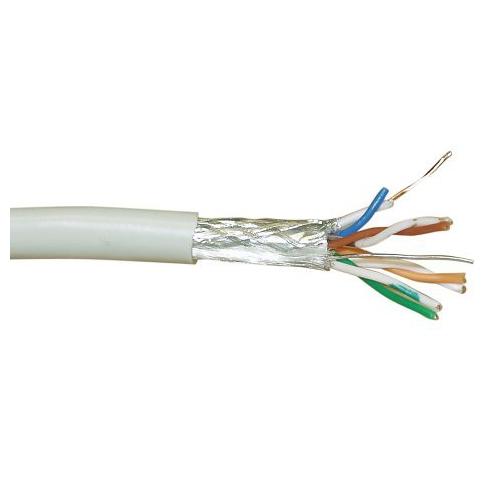 Netzwerkkabel per 1 Meter, Kupfer-Leiter