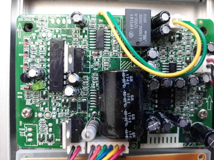 Ersatzplatine Genway WL-02 (Audioanlage)