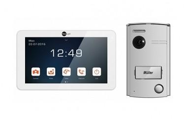 Neolight Porta 7, Set Aufputz mit Touchbildschirm 7 Zoll
