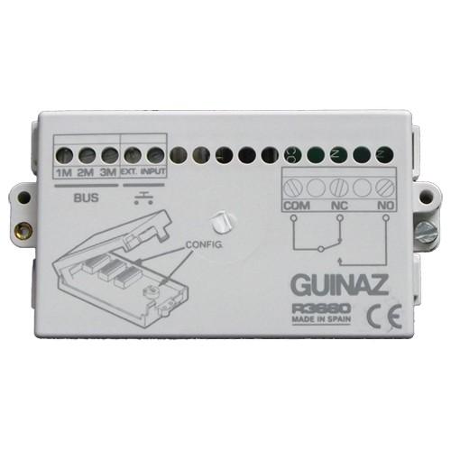 R3660 Multifunktions-Adapter für 5-Draht Digital Video-System und 3-Draht Audio-System