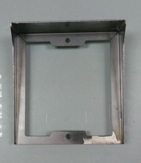 Regenschutzdach modulares System 1-fach SAC601B-A1
