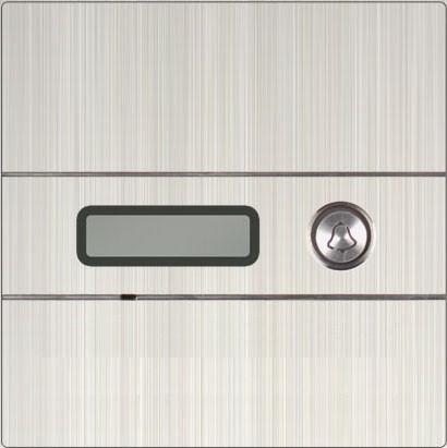 1-fach Klingeltastenmodul inkl. 1 x Relais KSR