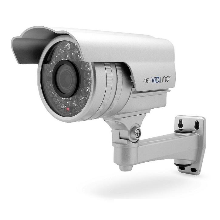 AHD Kamera VIDI-690T-720 mit 45m IR / Variozoom 2.8-12 MM