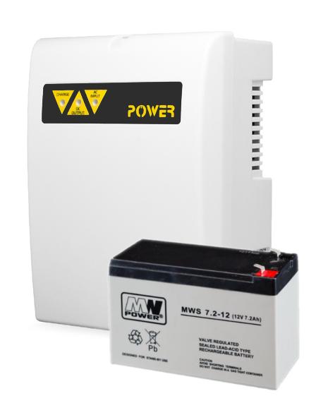 Notstrom 1,5A / 12VDC für diverse Geräte, inklusive Akku