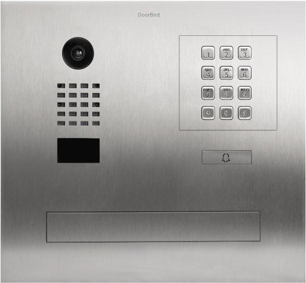 Doorbird D2101FPBK Netzwerk-Video-Sprechanlage (LAN)