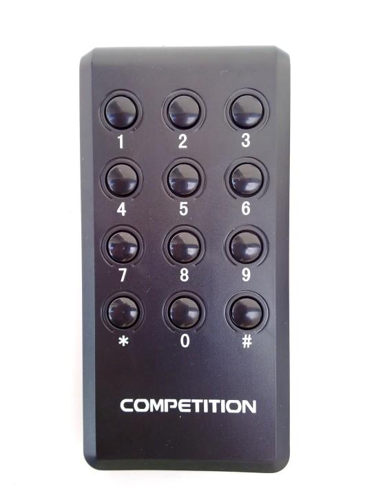Competition Ersatzfernbedienung DH12R
