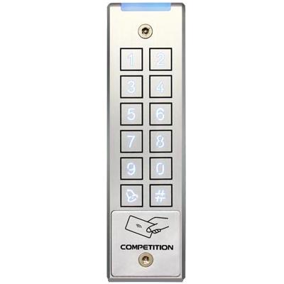 DH16A-32DT / 2 Schaltkontakte / RFID-Kartenleser / Touch-Tasten