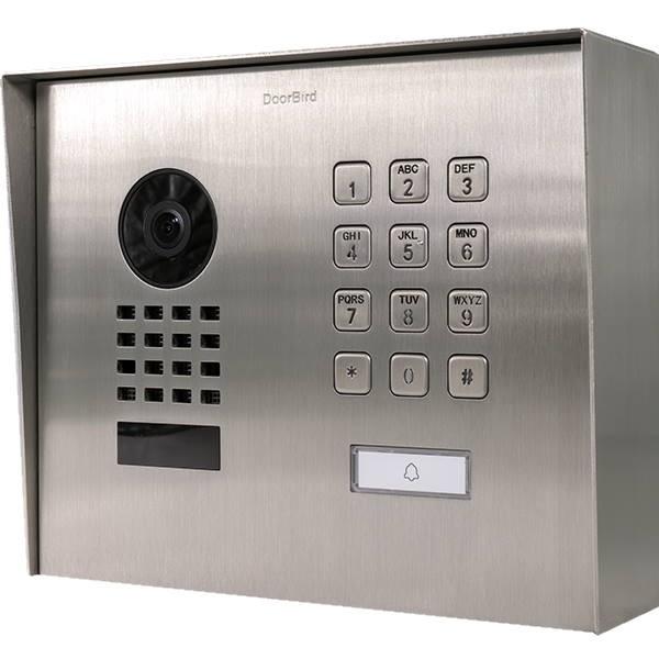 Doorbird D1101KH Aufputz mit Codetastatur (LAN)