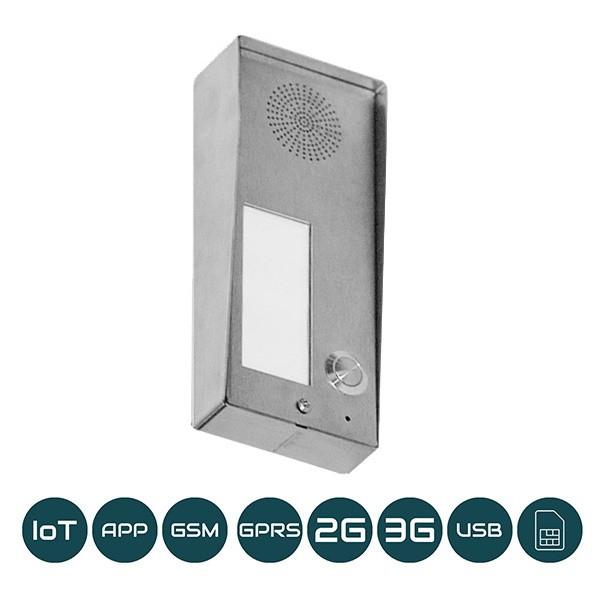 DP-GSM-SM1 Aufputz / Eine Klingeltaste / 2G