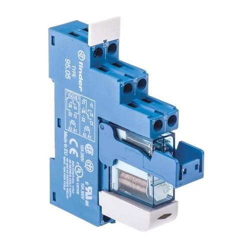 Trennrelais 12VDC 2-polig 230V/8A