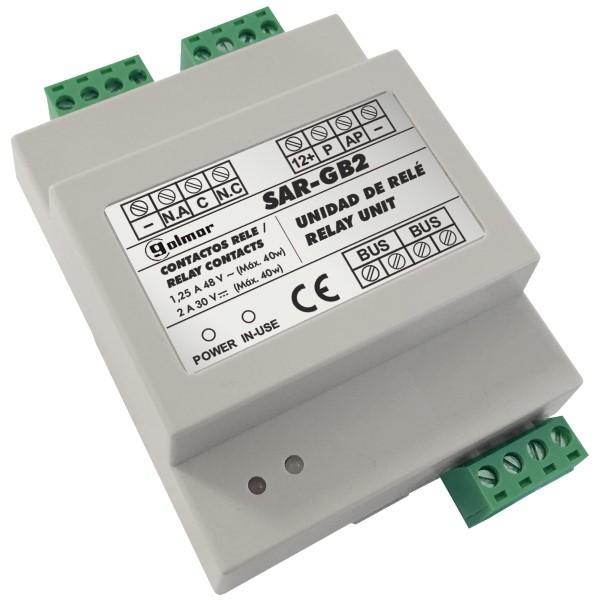 SAR-GB2 externer Schaltkontakt
