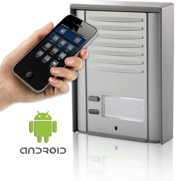 UP200-1 GSM / Eine Klingeltaste