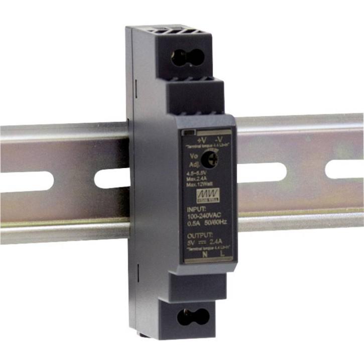 Netzteil 24 VDC Hutschiene Mean Well HDR-15-24 15W 0,63A