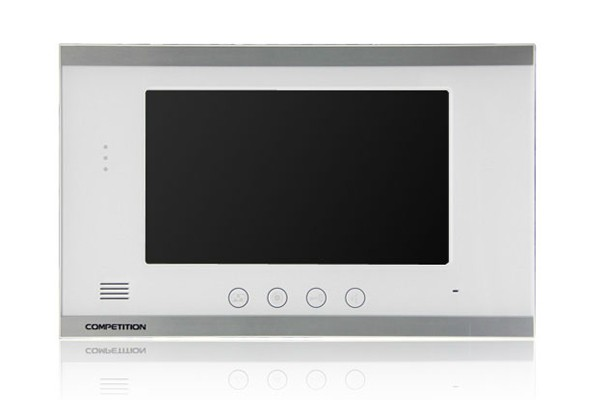 Bildschirm MT880C-CK2 weiß / Glasfront / 10 Zoll