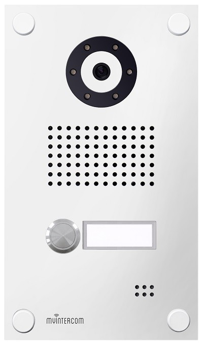 IP-Video Türstation myintercom One, White
