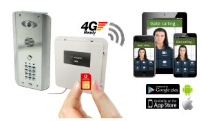 AES (4G Video, 1 Klingeltaste)