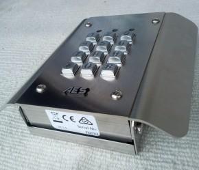 ASKP Codetastatur mit 3 Relais