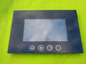 Bildschirm MT670C-CK2B mit Schaltkontakt für externe Klingel schwarz